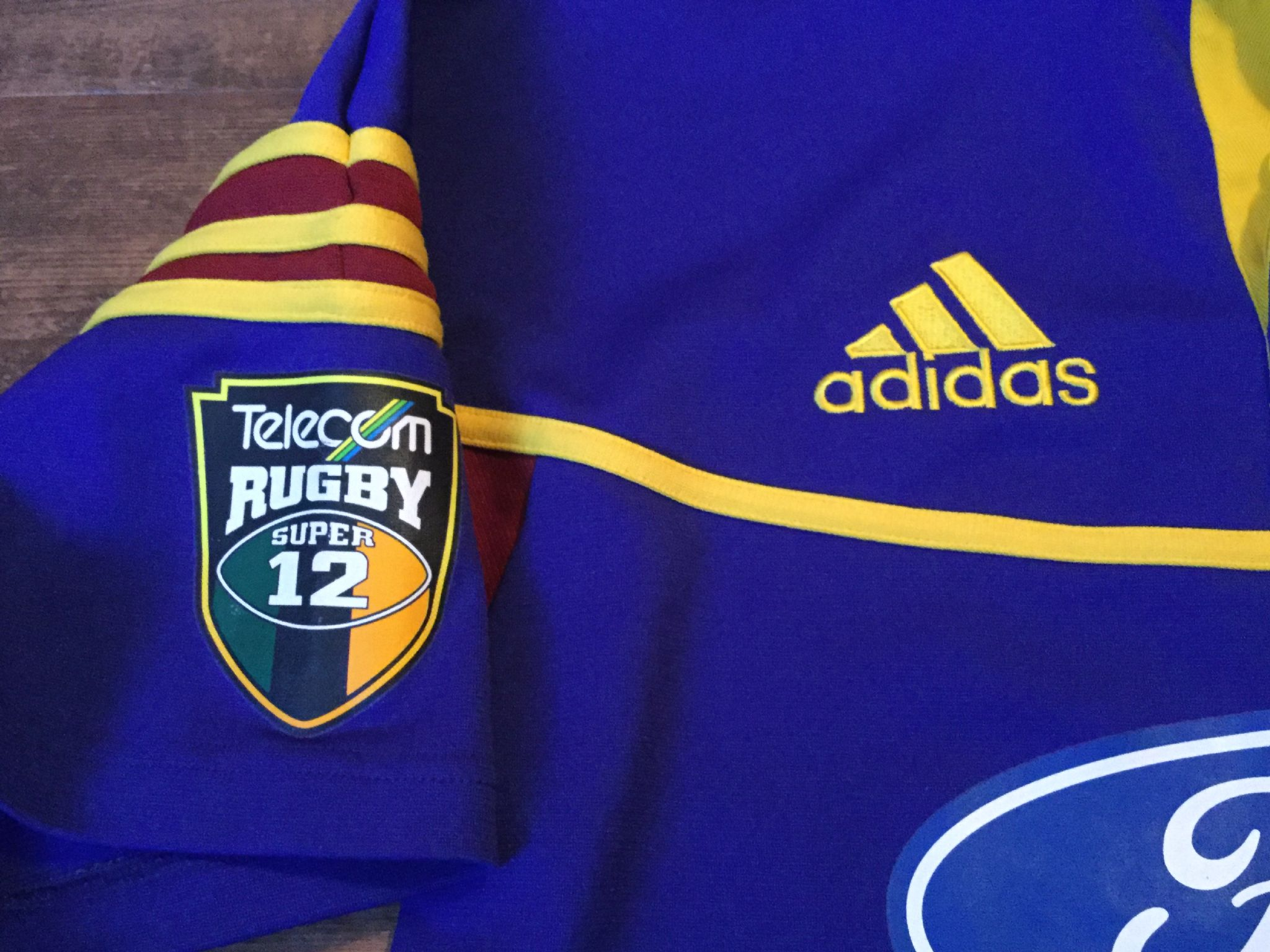 Classic Rugby Shirts 2001 Highlanders Vintage Retro Old Jerseys